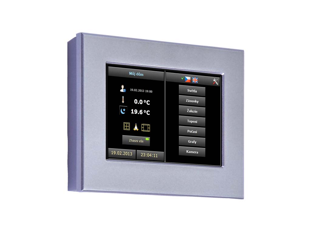 ID-31, On wall touch panel capacitive-1