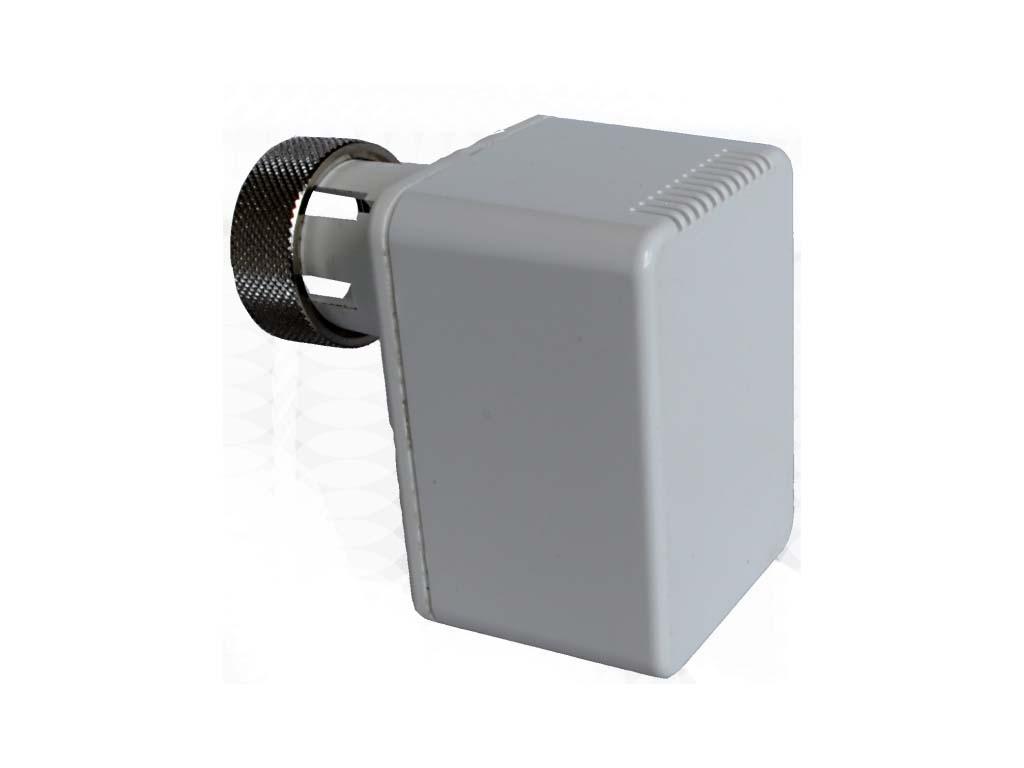 C-HC-0201F-E; CIB head, 2x AI/DI RTD/contact, 1x proportional valve control, mounting set M30x1.5
