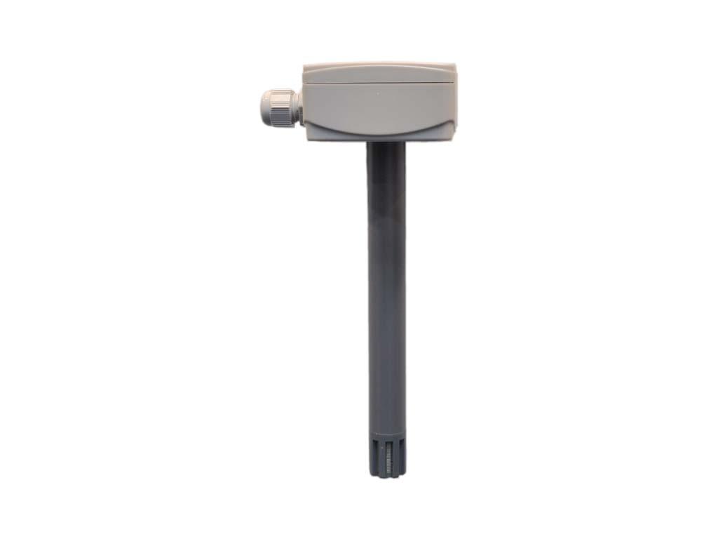 C-RQ-0400H-P-180; CIB, duct temperature & humidity sensor, 2x AI/DI, IP54, 180mm