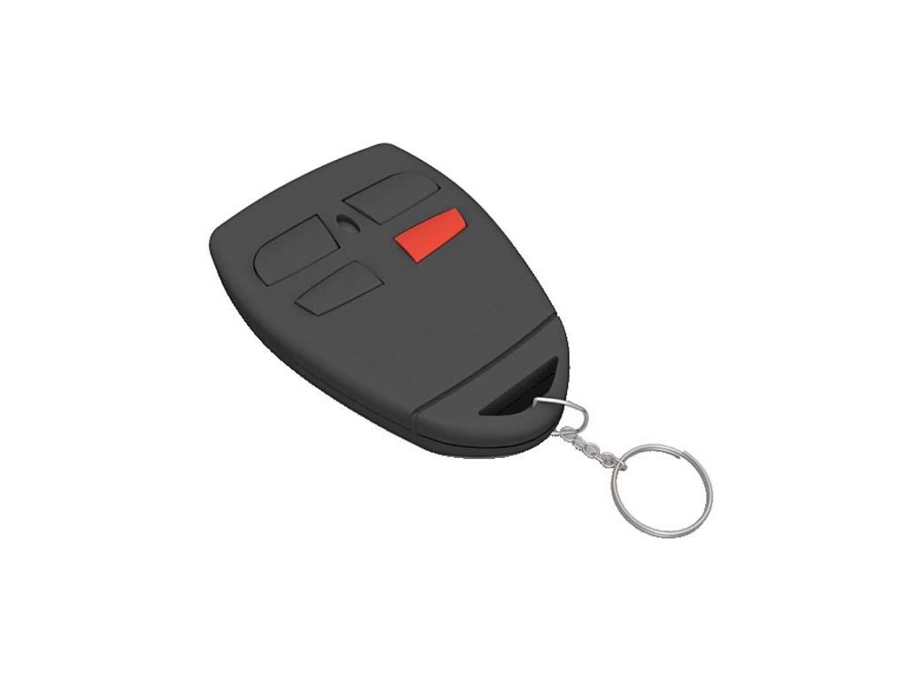 R-KF-0400T; RFox key, 4 buttons