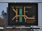 Traffic information providing in Prague, Czech Republic