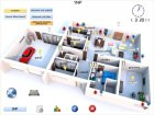 Control and visualization of building automation systems in a single-family home in Straznice, Czech Republic