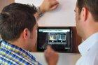 Control system of smart flat in developer project Zbuzany - Prague, Czech Republic