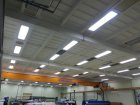 Control of lighting in manufacturing hall of company Andritz Kufferath s.r.o. - Slovakia