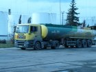 Control of pumping in fuel terminals - Ukraine