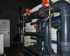 Control system of water treatment plant - Rajhradice
