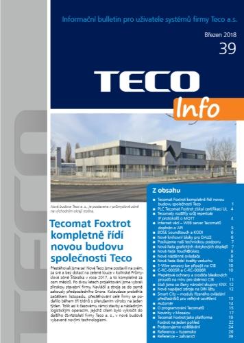 TECO - Automation - Home